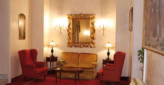 Réveillon à Rome - Hôtel Pace Helvezia - Rome - voyage  - sejour