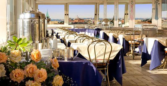 Réveillon à Rome - Hôtel Marcella Royal - Rome - voyage  - sejour