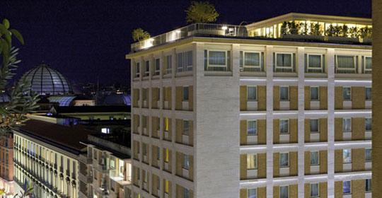 Réveillon à Naples - Hôtel Renaissance Mediterraneo - Naples - voyage  - sejour