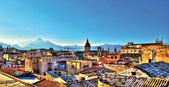 Au Coeur de la Sicile + Top Clubs Lipari - Sicile - voyage  - sejour