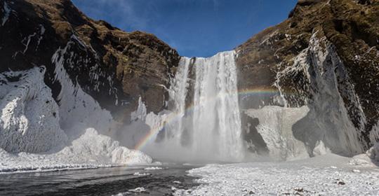 trésors de l'ouest - islande