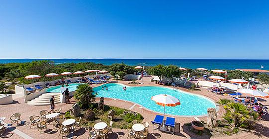 Top Clubs del Golfo - Sardaigne 4 *