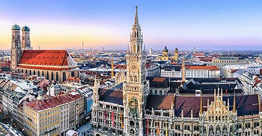 L'Allemagne : Munich, Berlin, La Bavière et ses châteaux - Allemagne