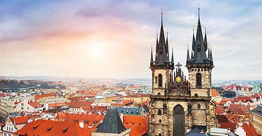 L'Europe centrale de Prague jusqu'à Cracovie - République Tchèque
