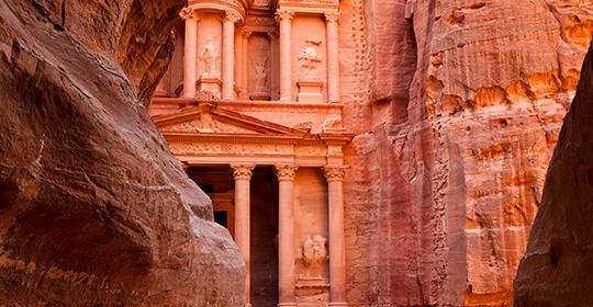 Magie de l'Orient - sur Vol Spécial - Jordanie