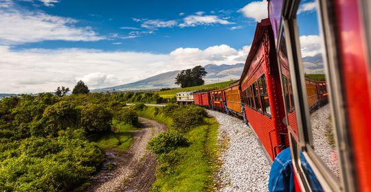 Grand Tour de l'Equateur - Equateur