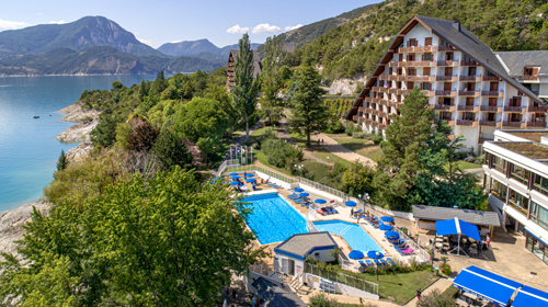 Top Clubs Cocoon Les Hyvans 3* - France