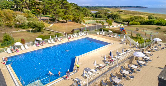Top Clubs Cocoon Kerlannic 3* - Arzon