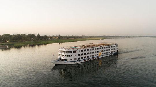 Circuit Coeur de l'Egypte 5* - 5 visites incluses - Egypte